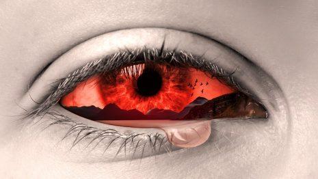 تفسير حلم رؤية بكاء الميت أو ميت يبكي في المنام